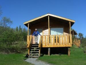 Cabin - Sheep Mountain Lodge