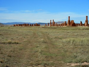 Fort Union NM wagon ruts