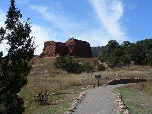 Mission Church - Pecos NHP