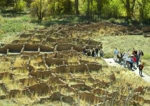 Ruins of Village of Tyuonyi