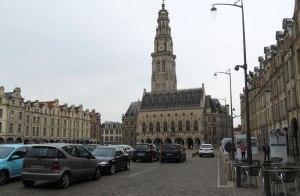 Arras Town Square
