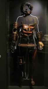 WWI prosthetics