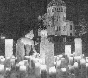Hiroshima - 60th anniversary of atomic bomb