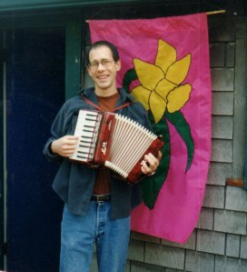 BJ with small accordion