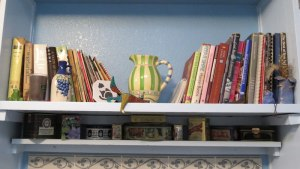 my cookbook shelf