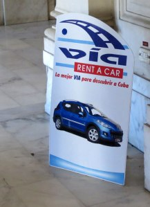 CU-Havana-car-rental-sign