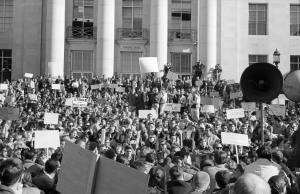 Free speech sit in Berkeley