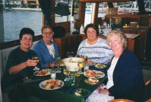 college friends 2001 CA