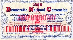 dnc-1960-ticket
