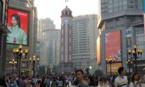CH-Chongking-street