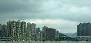 HK-skyscrapers