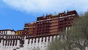 Tibet---Portola-Palace-view