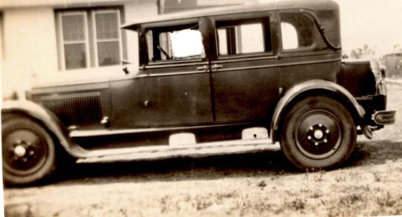 Gram's car