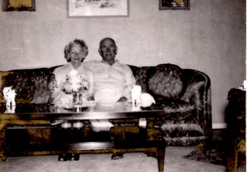 Grandpa - Gram Stage