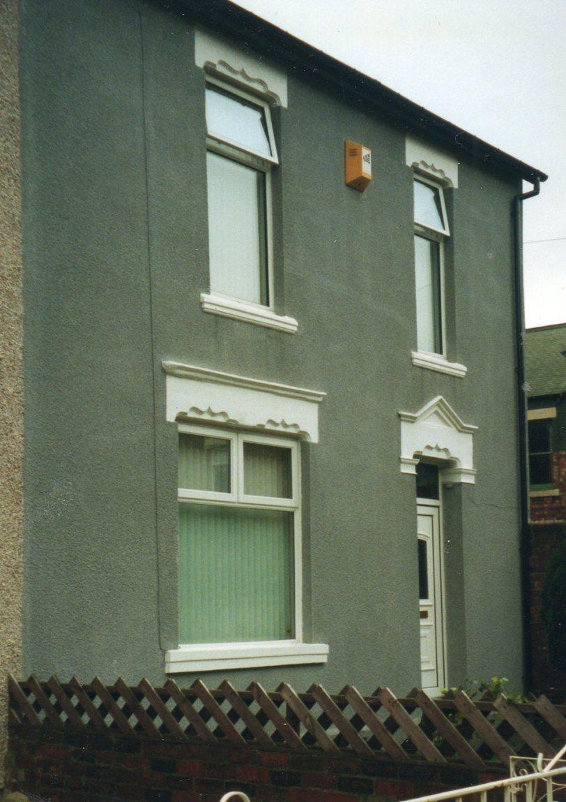 UK Wallsend Croft Ave