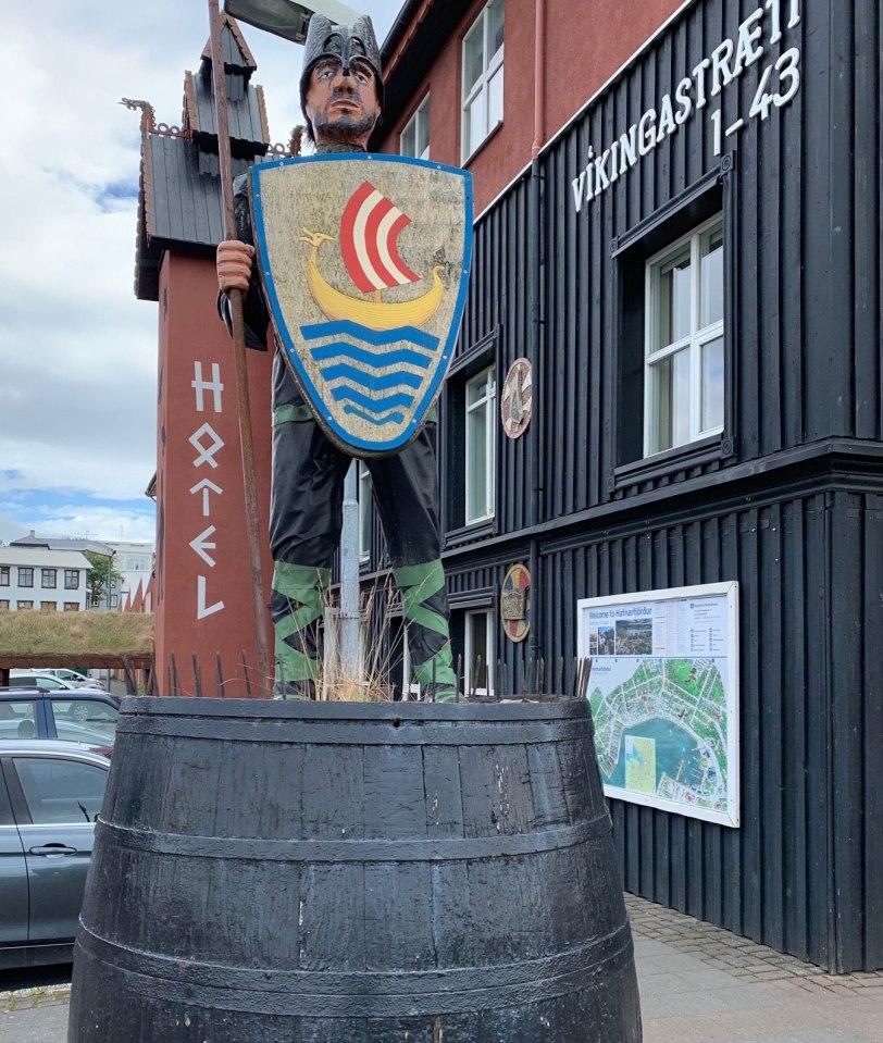 Iceland-Viking-Hotel-entrance