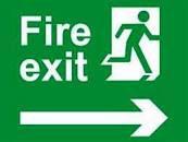 UK-green-sign