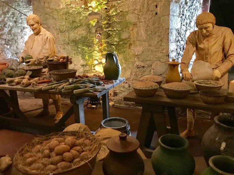 UK-Stirling-Castle-royal-kitchen-(Lilli)