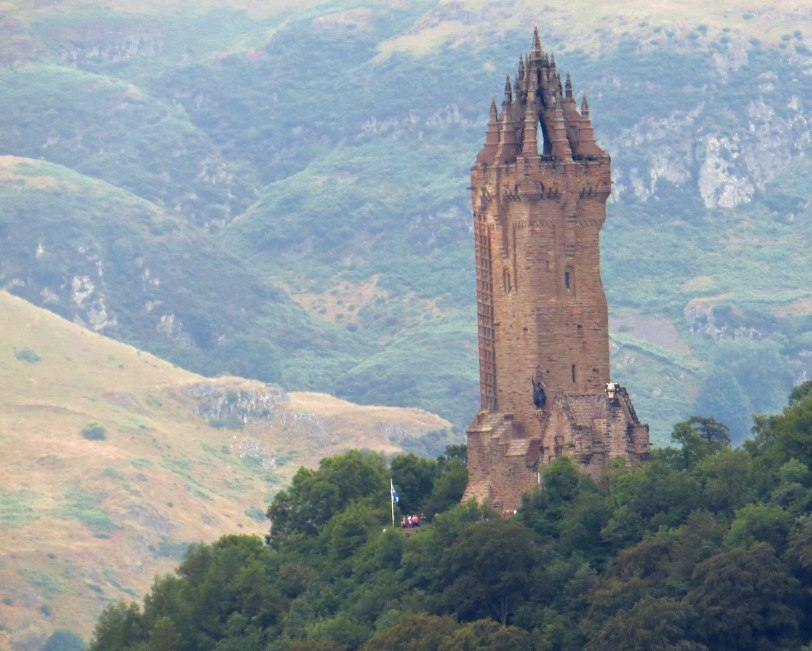 UK-Stirling-Wallace-Monument