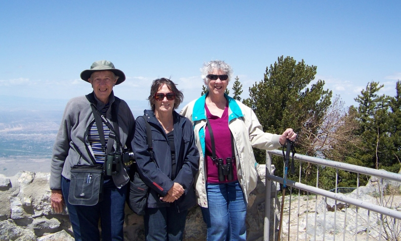 Dianne Salman, Judy, Chris